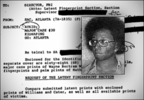 serial killer wayne williams Real criminal name unknown alias the atlanta child killer the atlanta child   the atlanta monster gender male (suspected) pathology serial killer modus   though a man named wayne williams was convicted of two of the murders,.